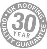 30 year Insurance Backed Guarantee on our Fibre Glass Roofing