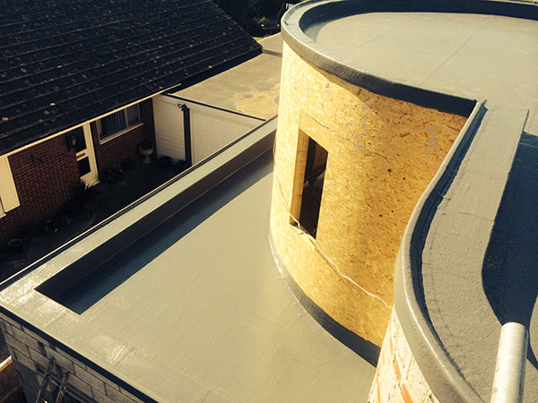 GRP Roofs Surrey