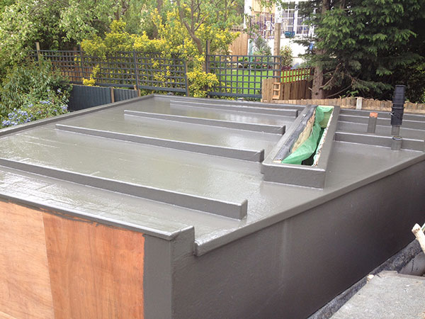 GRP Roofs London